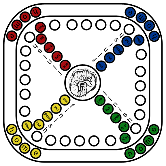 Game Boards Game Pieces On Pinterest Party Invitations Ideas